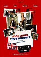 Dossier De Presse Du Cinéma Mes Amis, Mes Amours de Lorraine Lévy