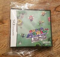 Super Mario 64 DS Complete CIB Nintendo Japan Import Cover Art US Seller DS083