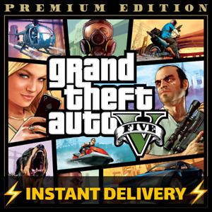 GTA V 5 PREMIUM EDITION , PC , EPIC GAMES , Grand Theft Auto 5