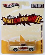 Hot Wheels '63 Studebaker Champ Hershey's Whatchamacallit W6643 NRFP Tan 1:64