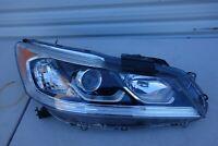 2016 2017 Honda Accord Sedan Headlight Head Lamp Halogen Right Side factory OEM