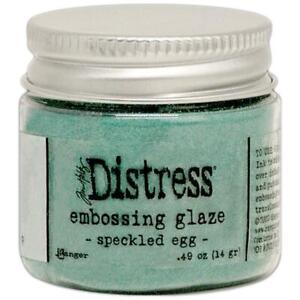 Speckled Egg - Tim Holtz Distress Embossing Glaze - Ranger