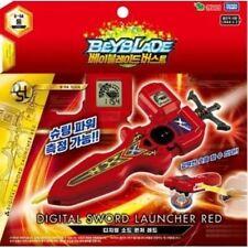 BeyBlade Burst B-94 Digital Sword Launcher RED Takara Tomy Original K-TOY
