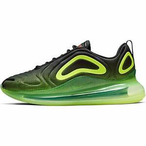Nike Air Max 720 Black/Volt  AO2924-008 Running