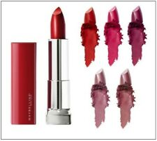 MAYBELLINE Color Sensation LIPSTICK Made for All Woman Long Lasting