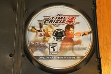 Time Crisis 4 (Sony PlayStation 3, 2007) **FAST FREE SHIPPING**