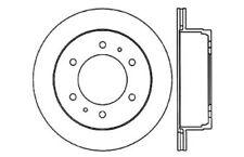 Disc Brake Rotor Rear Parts Master 61874 fits 88-95 Nissan Pathfinder