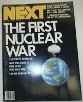 Next Magazine The First Nuclear War 32 Experts Forecast October 1980 021315R