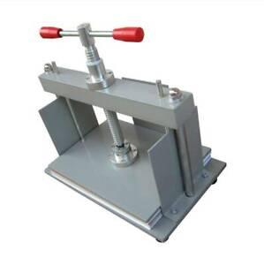 HOT manual paper Press Machine Flat Paper Receipt Album paper A4 Size