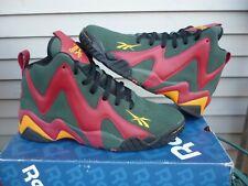 REEBOK Kamikaze 2 Supersonics 96 sz.10 - Shaq Kemp Hexalite DMX Retro NBA Mens