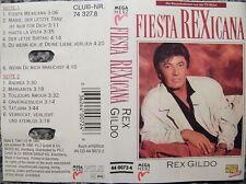 Musikkassette Rex Gildo / Fiesta Rexiacana – Album Freizeit Revue