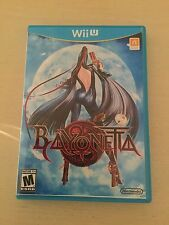 Nintendo Wii U Replacement Case (NO GAME) Bayonetta - Nintendo Wii U