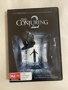 The Conjuring 2 (DVD,R4)
