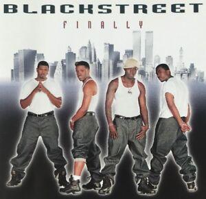 Blackstreet-Finally  CD (NEW)