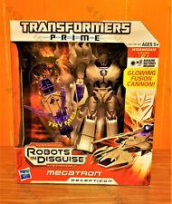 "Transformers Prime Voyager RID ""Megatron"" MIB"