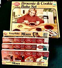 Vintage Easy Bake Oven Mixes