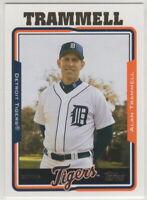 2005 Topps Detroit Tigers Team Set Justin Verlander rookie card included