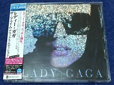 LADY GAGA - The Fame - Deluxe Edition - Japan Import - CD+DVD - UICS-9104