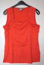 Fahrradshorts in Größe 44 Damenblusen, - tops & -shirts mit eckigem Ausschnitt aus Viskose