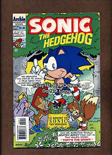 1995 Sonic The Hedgehog 20 First Print Archie Adventure Series Geoffrey St. John