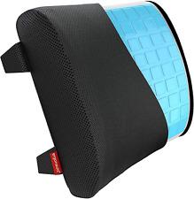 Terapia de postura Cojín De Soporte Lumbar-Espuma de memoria, soporte trasero ergonómico para