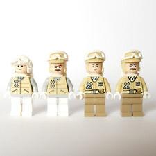 Lego® Star Wars™ Figuren 4x Hoth Rebel Trooper sw259 sw425 sw258 sw252 neuwertig