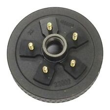 "One New 10"" X 2-1/4"" trailer brake Drum 5 on 5 for 3500 lbs axle - 22002"