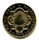75018 Montmartre, Sacré-Coeur, Miséricordieux comme le Père, Monnaie de Paris