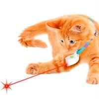 Juguetes Mascota Puntero Láser Juguete Láser Gatos para Collares ABS Interactivo
