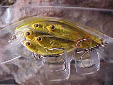 """KOPPERS Live Target Bait Ball Yearling (2 3/8"""") (1/2 oz) #YSB60S814 Gold/Black"""