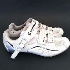 Scott Road RD Pro Lady Bike Shoes White EU38 US6.5 Womens Road Cycling RRP$229