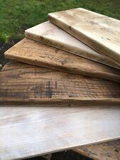 Scaffolding Shelf Scaffold Board Rustic Reclaimed Shelves Industrial Solid Wood