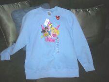 Disney Princesa Azul Suéter Camiseta Talla L 10-12