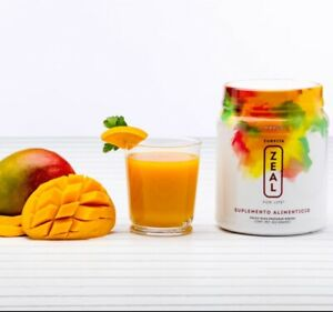 Zurvita Zeal for Life - Classic Mango - 30-Day Wellness Drink (420gr) - 04/22!