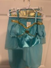 Disney Collection Princess Jasmine From Aladdin Costume Child Size XS 4