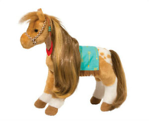 Tribal Princess Horse Appaloosa Soft Toy Plush NEW with TAGS