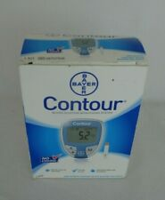 Bayer Contour Blood Glucose Monitoring System/Monitor/Meter