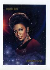 Skybox 1993 Star Trek Master Series Prototype Promo Card Lieutenant Uhuru NO #