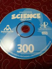 Switched On Schoolhouse (SOS) Science  300 3rd grade Homeschool