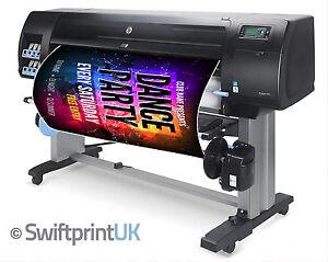 Poster Print Printing 2x A1 Full Colour High Quality - Matt Paper 140gsm