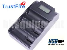 Trustfire TR-008 Charger 3.0v 4.2v 18650 25500 26650 32650 Battery