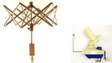 Stanwood Needlecraft: Medium Umbrella Yarn Swift / Ball Winder YBW-B Combo #2