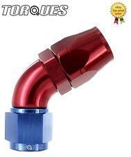 AN -6 (AN6 JIC -6 AN 06) 60 Degree ULTRAFLOW Swivel Seal Hose Fitting