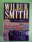 SMITH WILBUR. IL SETTIMO PAPIRO. LONGANESI & C. 1995