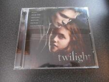 Twilight movie soundtrack CD Carter Burwell Atlantic Records 2008