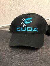 Hat Cap Plymouth Cuda Liquid Metal Black