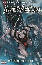 Spider-Man: Anti-Venom Books