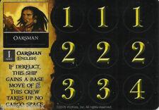 PIRATES OF THE SPANISH MAIN - 118 ENGLISH OARSMAN