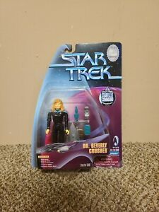 Playmates Star Trek Starfleet Command International Edition Dr. Beverly Crusher