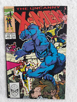 The Uncanny X-Men #264 (Jul 1990, Marvel) Vol #1 Fine+
